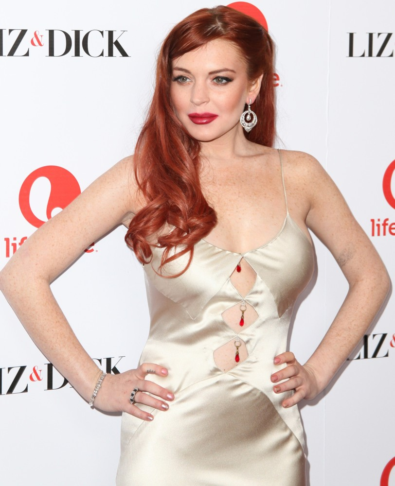 Lindsay Lohan Height Weight Age Affairs Body Measurements