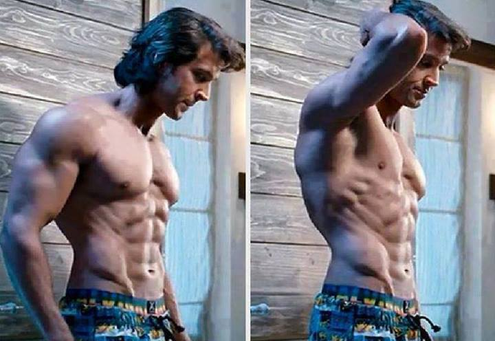 Hrithik Roshan Height Weight Age Biceps Triceps Affairs Body Stats 2014