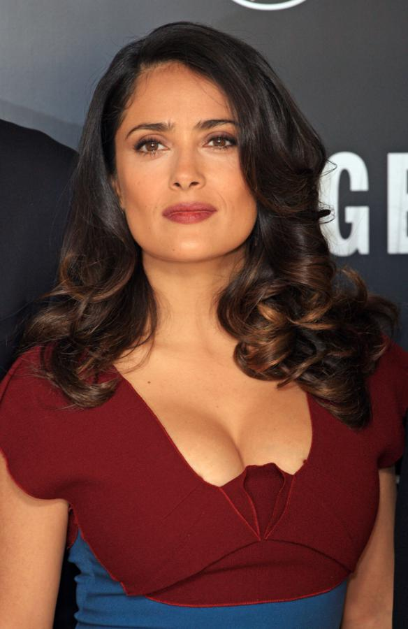 Salma Hayek Height Weight Age Bra Size Affairs Body Stats