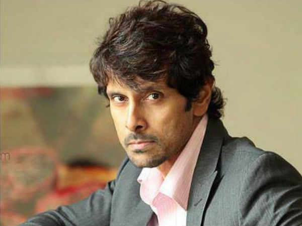 Vikram Height Weight Age Affairs Body Stats