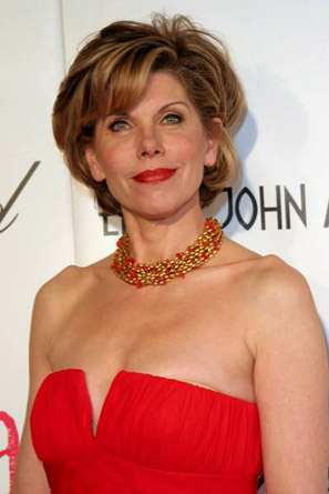 Since 2009, she has played the role of Diane Lockhart, a top litigator and senior partner of a Chicago law firm on The Good Wife. She was nominated for Outstanding Supporting Actress in a Drama Series in 2010, 2011 and 2012. Besides her work on The Good Wife and the aforementioned guest appearance on The Big Bang Theory, other recent appearances include Ugly Betty in 2009 as Victoria Hartley, the haughty mother of Betty's new boyfriend.