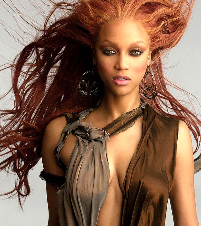 Tyra Banks Height Weight Age Bra Size Affairs Body Stats