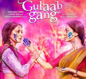 Gulaab Gang Hindi Movie Review Online HD Songs Details