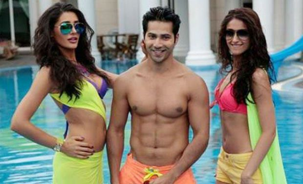 Varun Dhawan Age Height Weight Bicep Chest Size Body Stats Affairs.Varun Dhawan hot body pics abs 6 pack measurements size figure girl friends details list and much more.