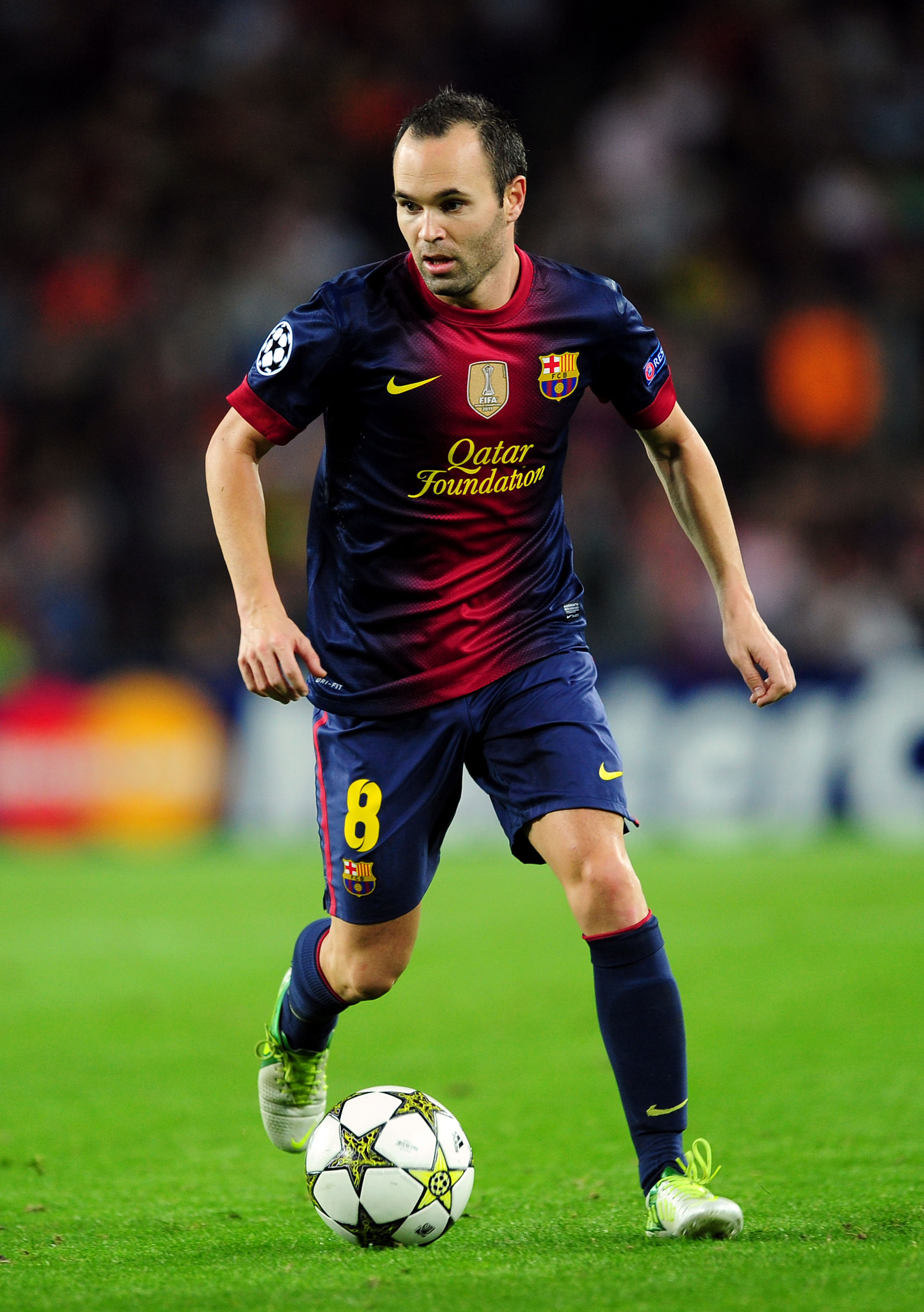 Andres Iniesta Age Height Weight Body Shape Statistics Wiki Affairs Family