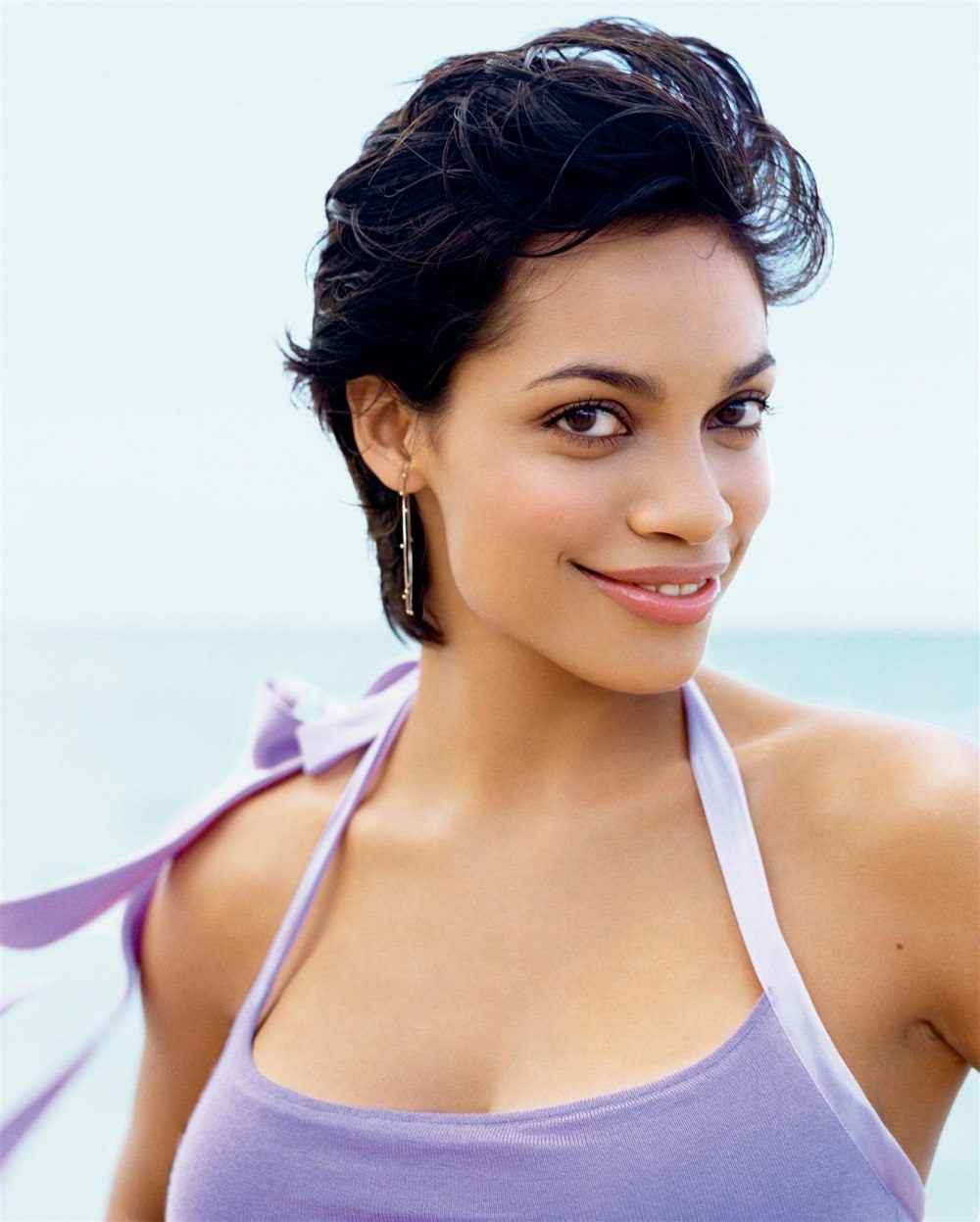 Rosario Dawson Height Weight Age Affairs Body Stats